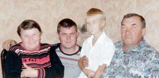 Семья фермеров Сокол, Дебальцево