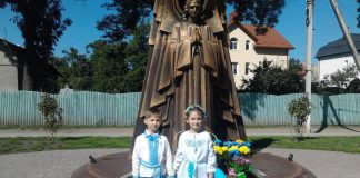 Беженцы из Дебальцево