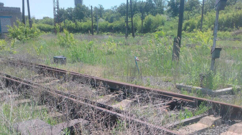 сортировочная станция Дебальцево