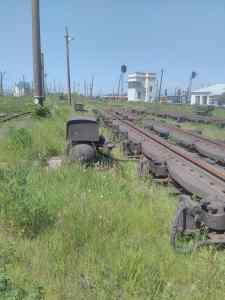 Железная дорога Дебальцево