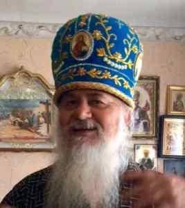 Отец Мирон, Дебальцево