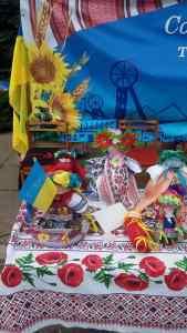Светлодарск, День независимости Украины