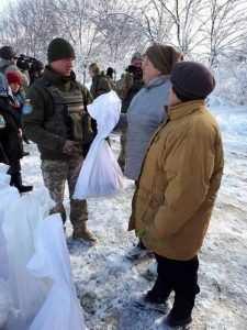 ВСУ освободили два поселка возле Дебальцево