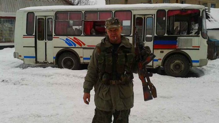 Террорист Суслик