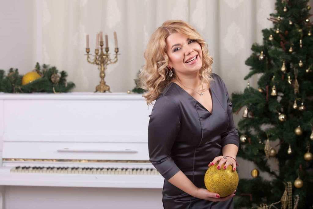Алена Шарун, Дебальцево