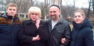 бывший подполковник милиции Руслан Зубцов