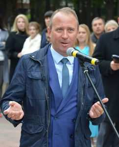 Алексей Сосюра - правнук известного украинского поэта
