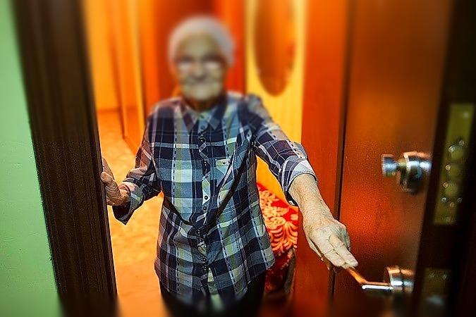 убили пенсионерку