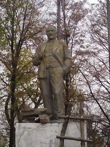Памитник Ленину
