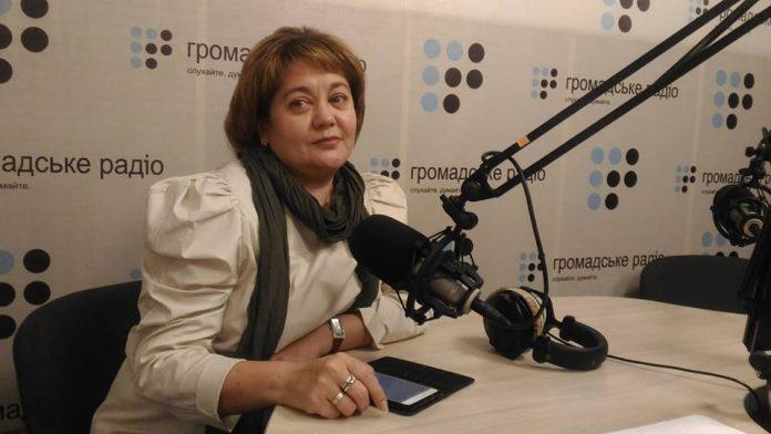 Олена Тараненко