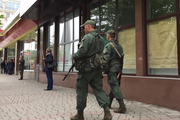 Патрули русских освободителей