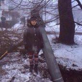 Донецк 2015, прилетело