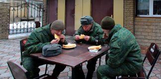 Наемники ДНР