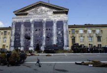 Взятие Рейхстага в Луганске
