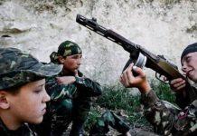 Дети для войны