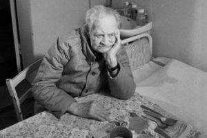 Э. Кох в 90 лет