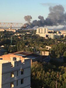 Взрывы в Донецке, ДНР 2