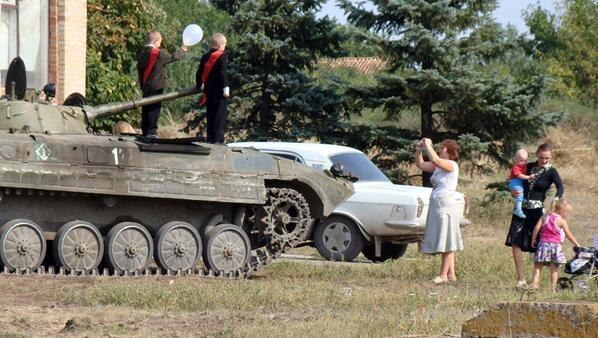 Школа в ДНР