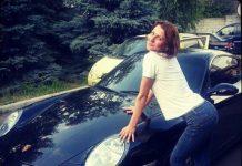 Дарья Морозова и краденое авто
