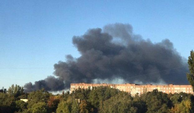 Взрывы в Донецке, ДНР