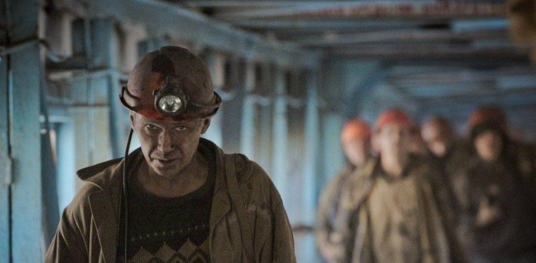 На шахтах Донбасса