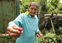 79-летняя Мария Горпинич