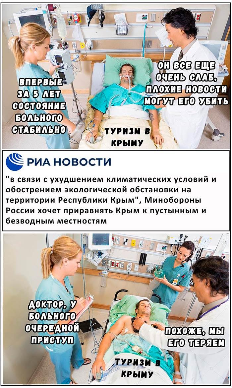 Крымский туризм