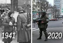 Оккупация Донецка фашистами