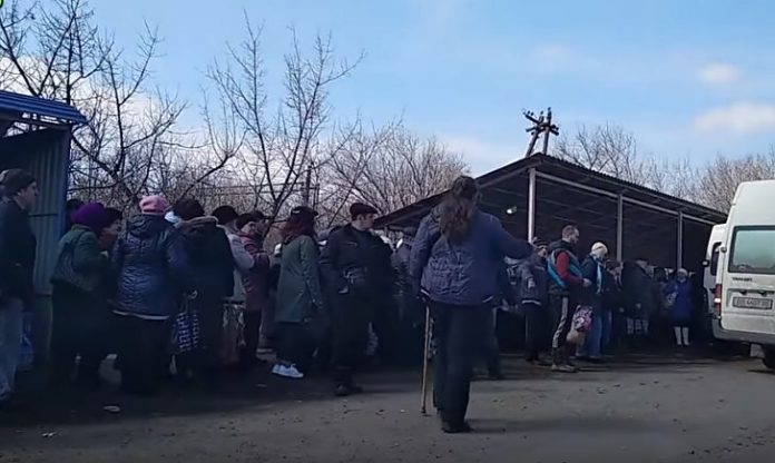 Блокпост ДНР