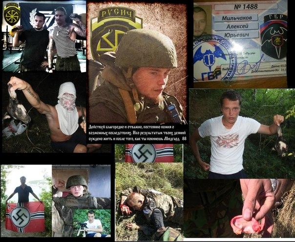 Мильчаков фашист