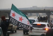 Сирия, трасса М4