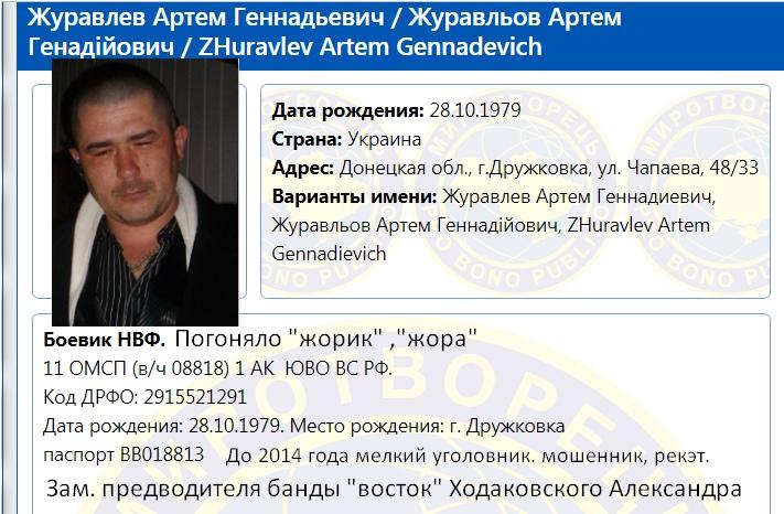 Жоржик ДНР