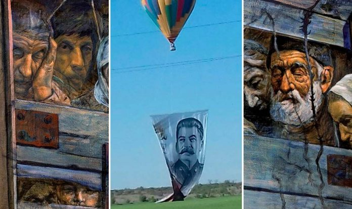 Русские оккупанты в Крыму