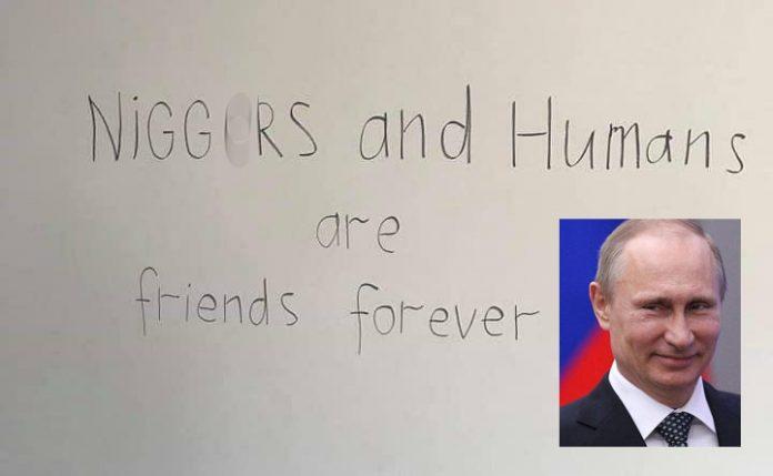 Kremlin racists