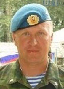 Полковник Бушуев