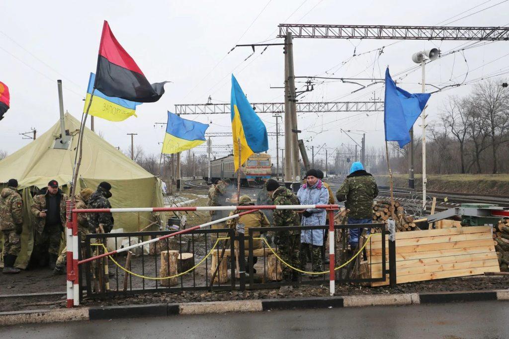 Українські протестувальники