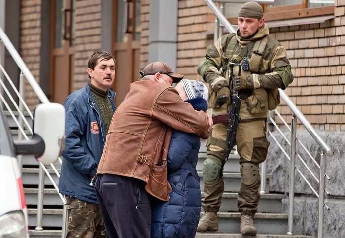 Авария на шахте ДНР