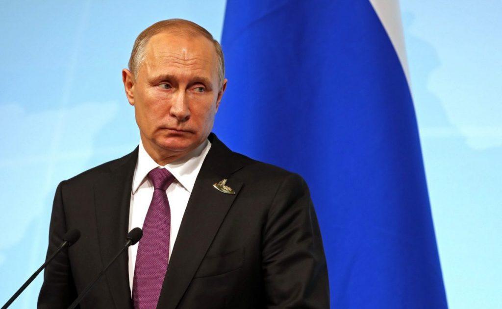 Путин оккупант